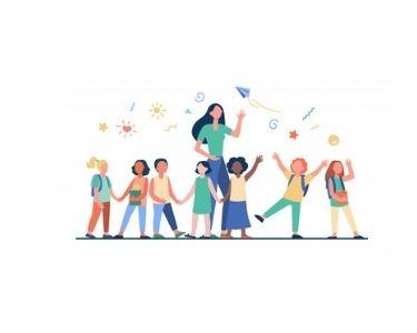 """En """"Tenemos que Hablar de Educación"""" la voz de los más pequeños y pequeñas también se está escuchando."""