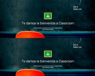 Aplicación Google classroom