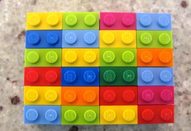 Clasificación con lego