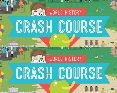 Crash Course proyecto audiovisual