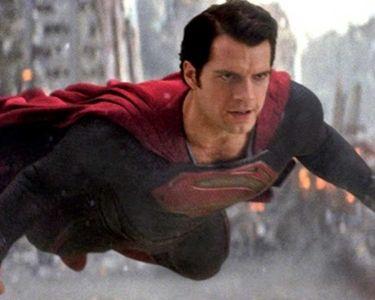 Escena pelicula Superman