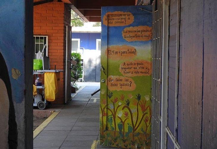 Espacios de Centro de Educación Técnico Profesional de Maipú