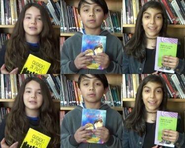 Fotos de estudiantes o Booktubers