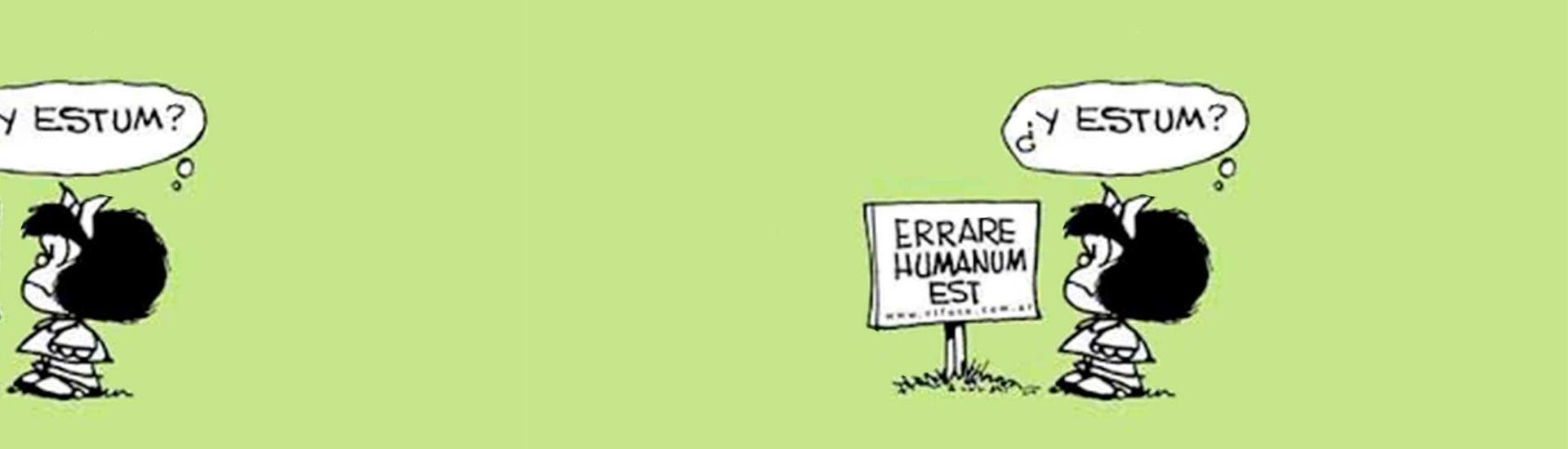 Ilustración de Mafalda