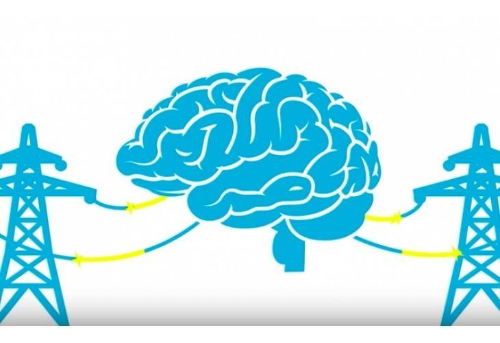 Ilustración gráfica de como se generan los pensamientos