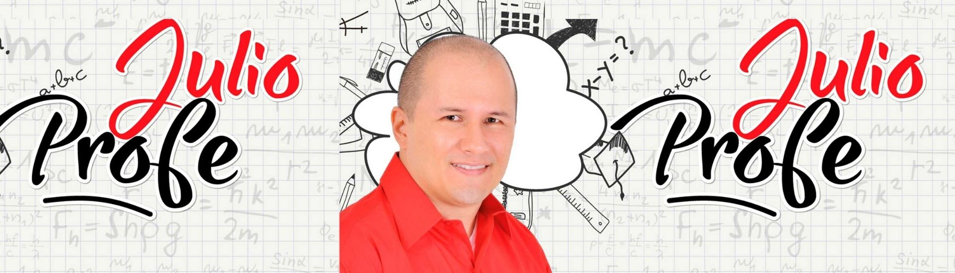 Julio profe-Profesor de matemáticas youtuber