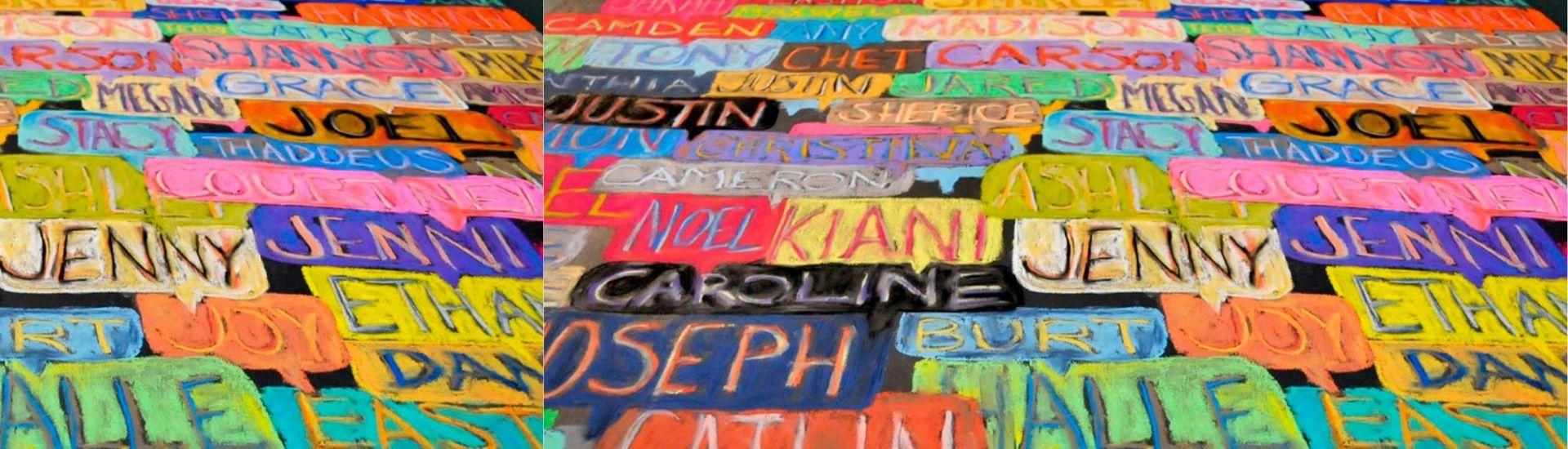 Nombres de estudiantes, manera de recordarlo