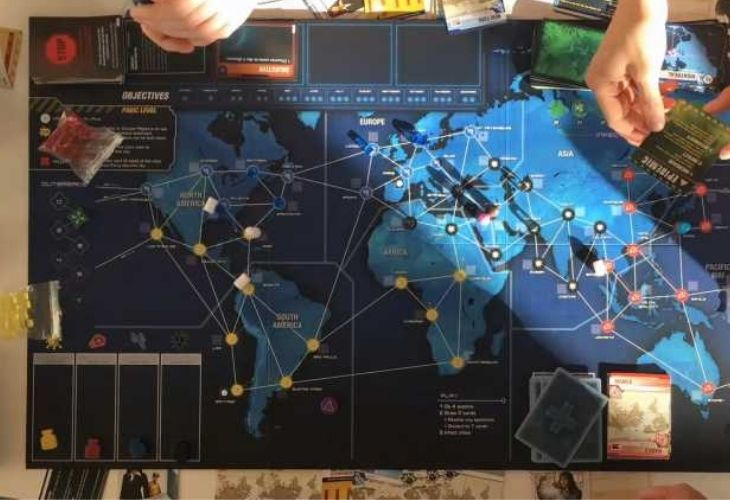 Pandemia, juego de mesa