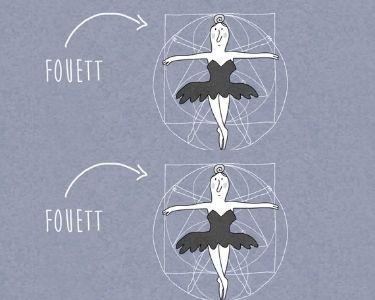 Pose ballet