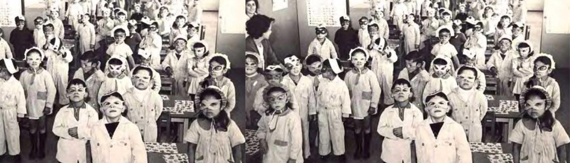 Primeros jardines de educación inicial