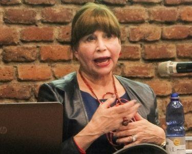 Susan Furhman -presidenta de la Teachers College de la Universidad de Columbia
