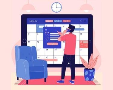 aplicaciones para organizar mejor el tiempo en una tablet