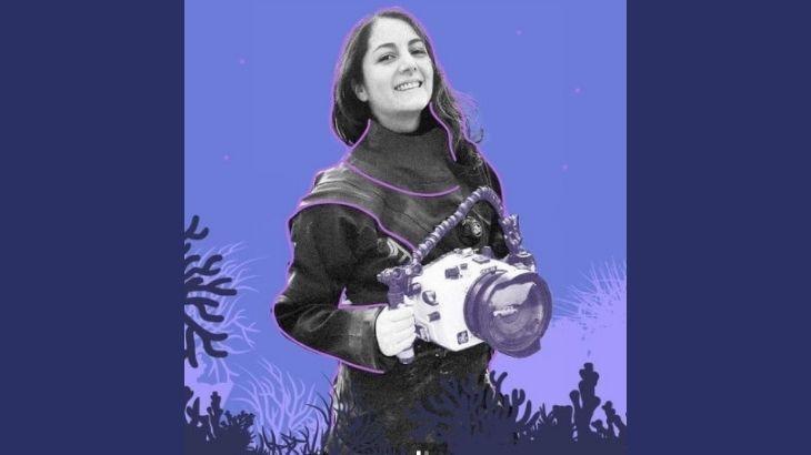 Catalina Velasco, investigadora y bióloga marina que busca salvar el océano