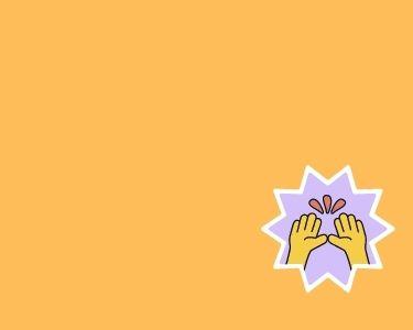 Imagen de dos manos al aire, en alusión al trabajo interdisciplinario y colaborativo