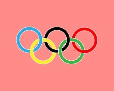 Imagen del logo de los juegos olímpicos