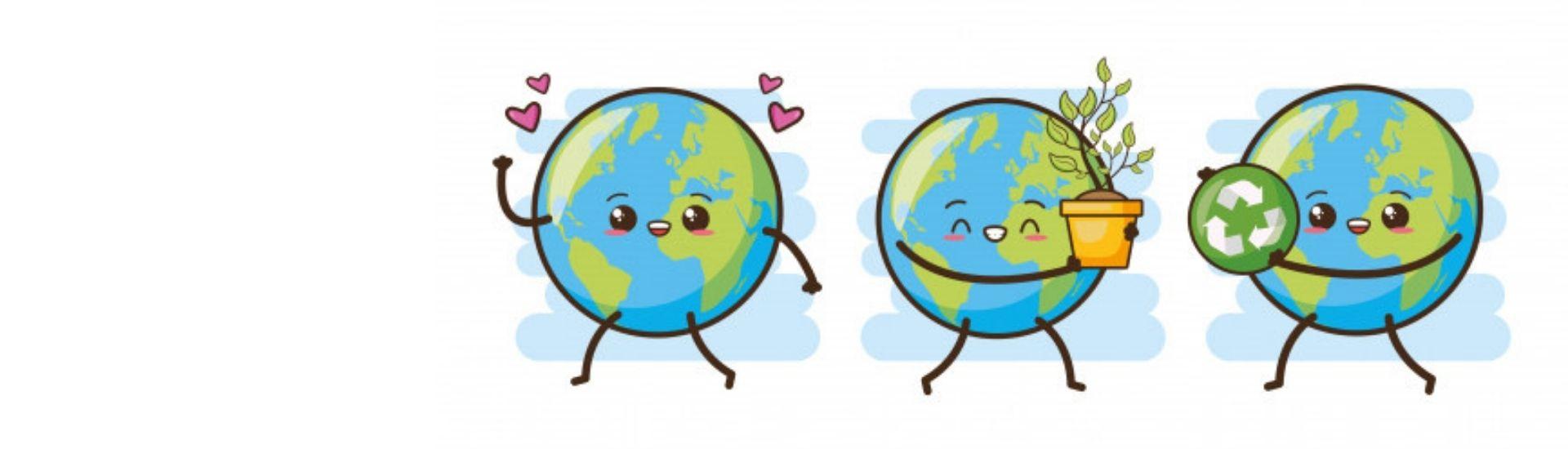 Planetas felices por medidas con enfoques medioambientales