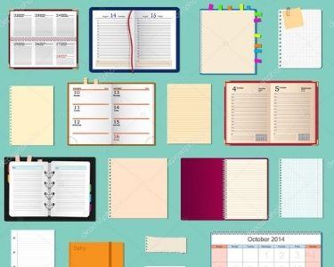 diferentes tipos de cuadernos y apuntes