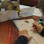 Algunas sencillas actividades de alfabetización para trabajar en el nivel inicial