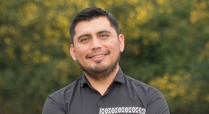 Retrato del profesor Jorge Gallardo
