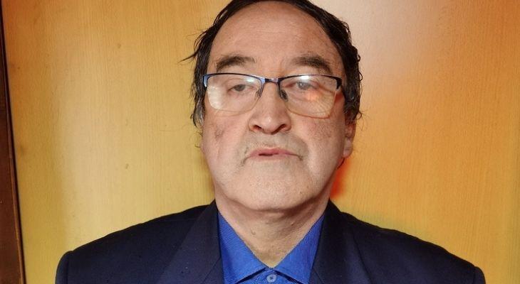 Imagen del profesor Juan Luis Oyarzún