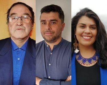 Fotos de algunos de los semifinalistas del Global Teacher Prize Chile 2021