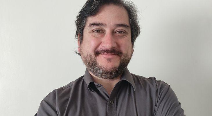 Retrato del profesor Alejandro Torres