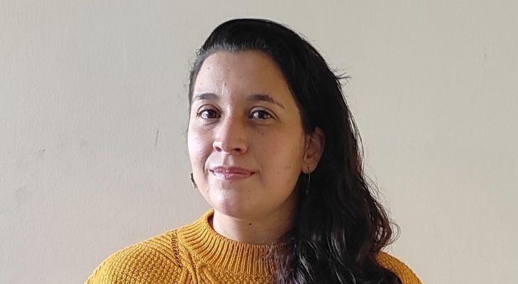 Retrato de la profesora Kattina Onnetto
